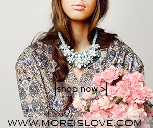 MOREisLOVE Hand picked jewelry and exclusive offers for exquisite women